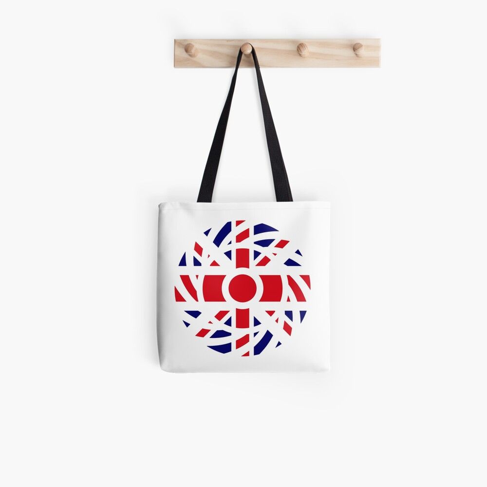 British Patriot Flag Series Tote Bag