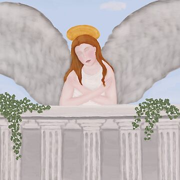 Classical Angel by sfcount