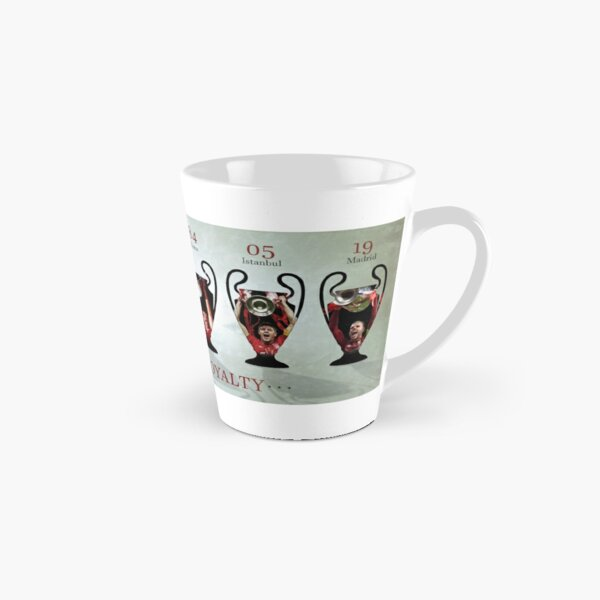 European Royalty Tall Mug