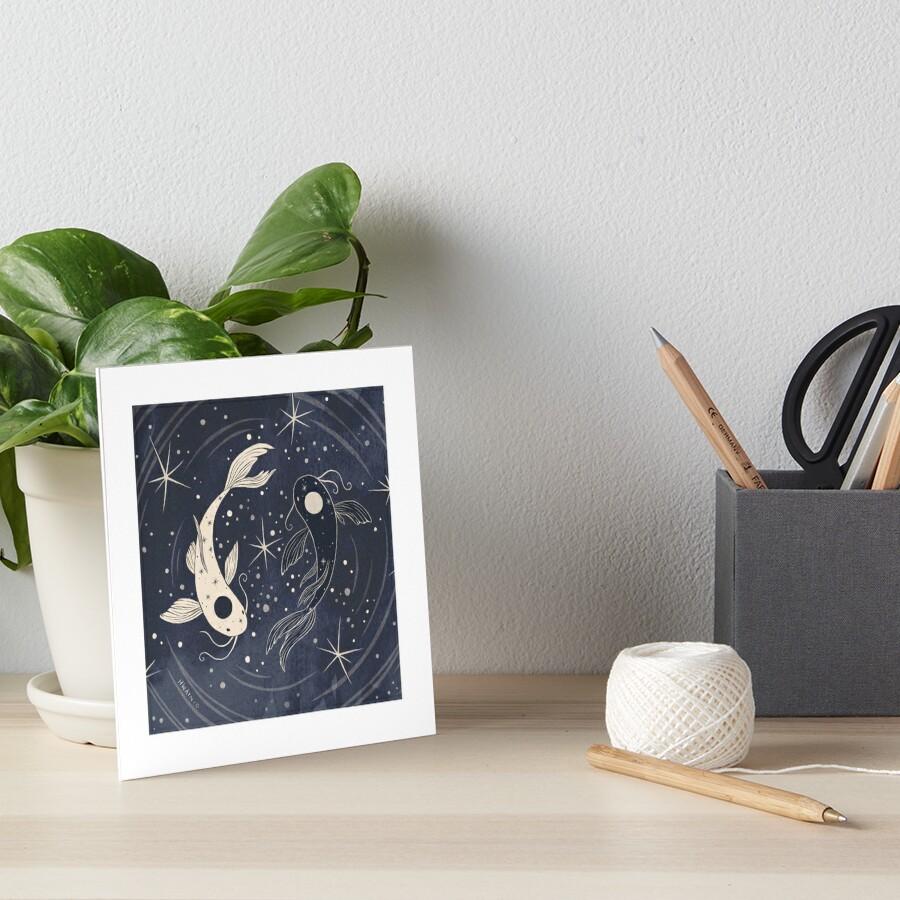 Tui and La  Art Board Print