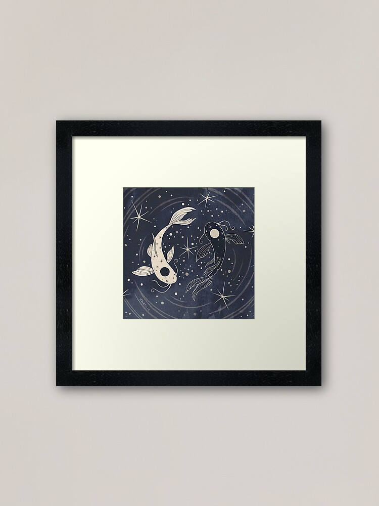 Alternate view of Tui and La  Framed Art Print