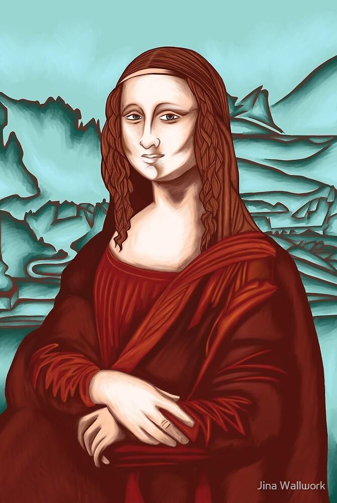 Mona Lisa 67 by Jina Wallwork