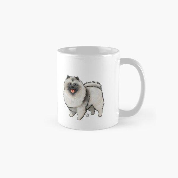 Keeshond Classic Mug
