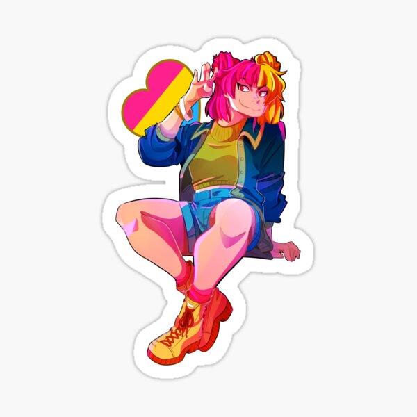 Pan Pride Sticker
