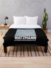 Manta Watzmann | Topographic Map Design (Grunge)