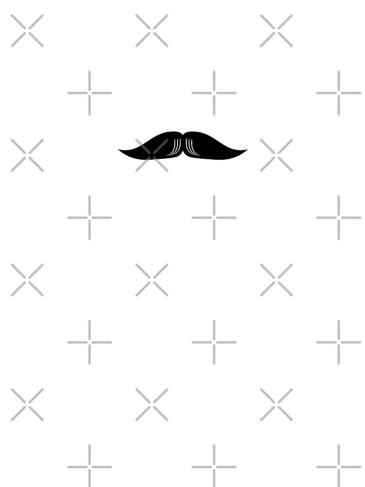 English Moustache by THPStock