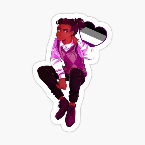 Ace Pride Sticker