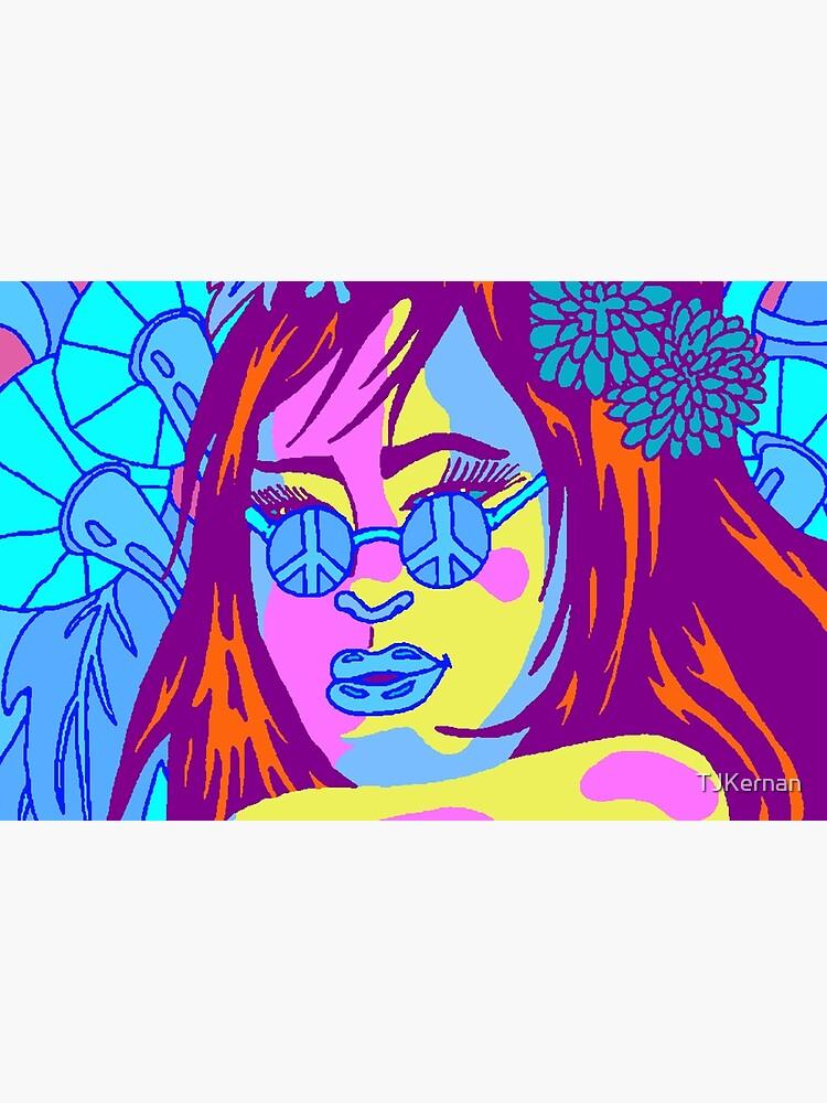 Diecinueve sesenta y nueve colores exclusivos de TJKernan