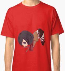 Mikasa in Screw - Shingeki no Kyojin Classic T-Shirt