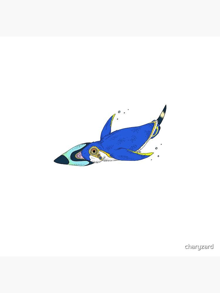 Subnautica - Pengwing de charyzard