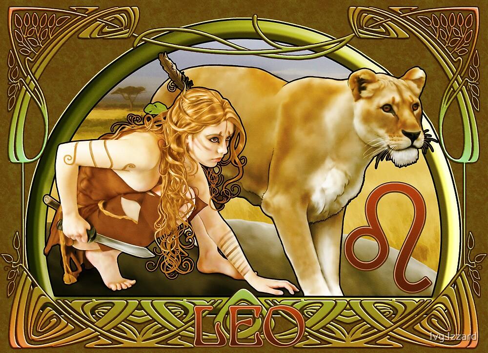 Leo by Ivy Izzard