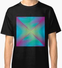 Digital Aurora Classic T-Shirt