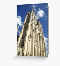 La Cathedrale Greeting Card