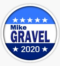 Mike Gravel for President 2020 Sticker