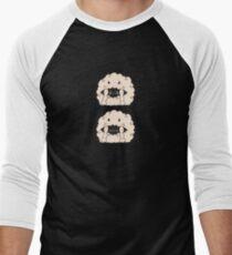 Sleepy Wooloo [A] Baseball ¾ Sleeve T-Shirt