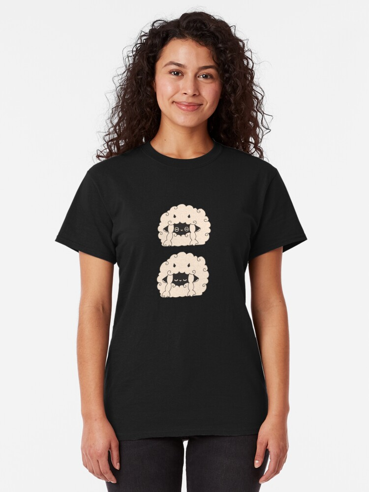 Alternate view of Sleepy Wooloo [A] Classic T-Shirt