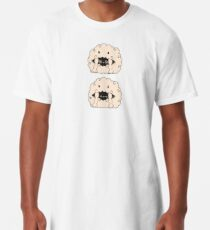 Sleepy Wooloo [A] Long T-Shirt