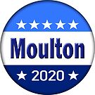 Moulton for President 2020 by BlueWaveUSA
