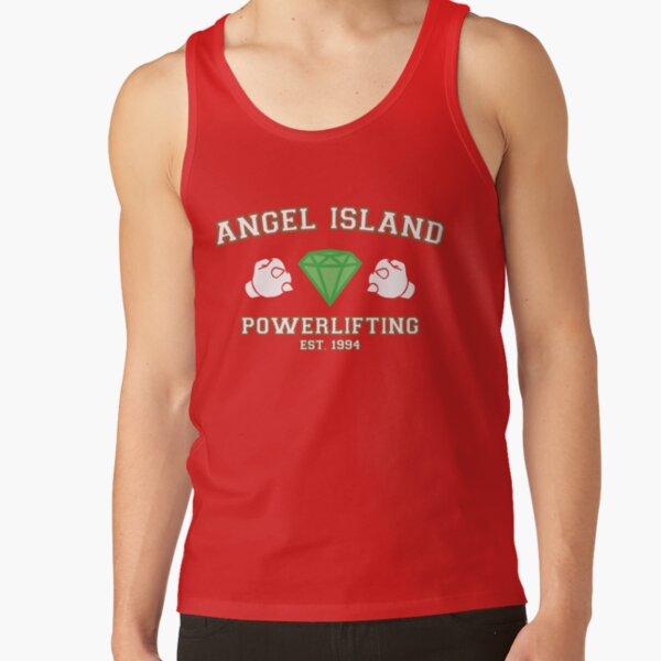 Angel Island Powerlifting Tank Top
