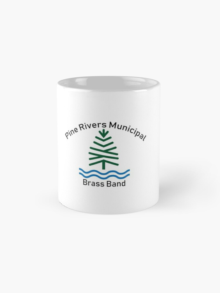 Alternate view of Pine Rivers Municipal Brass Band Mug