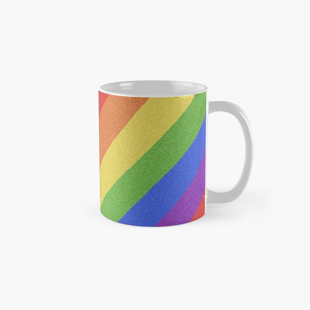Pride Month - Rainbow and Bright - International World Pride Gift - LGBT - LGBTQ - LGBTQIA Mug