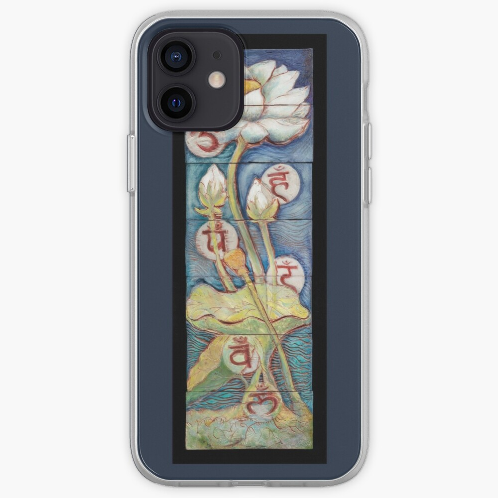 Lotusing Vibrance iPhone Case & Cover