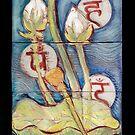 Lotusing Vibrance by Mona Shiber
