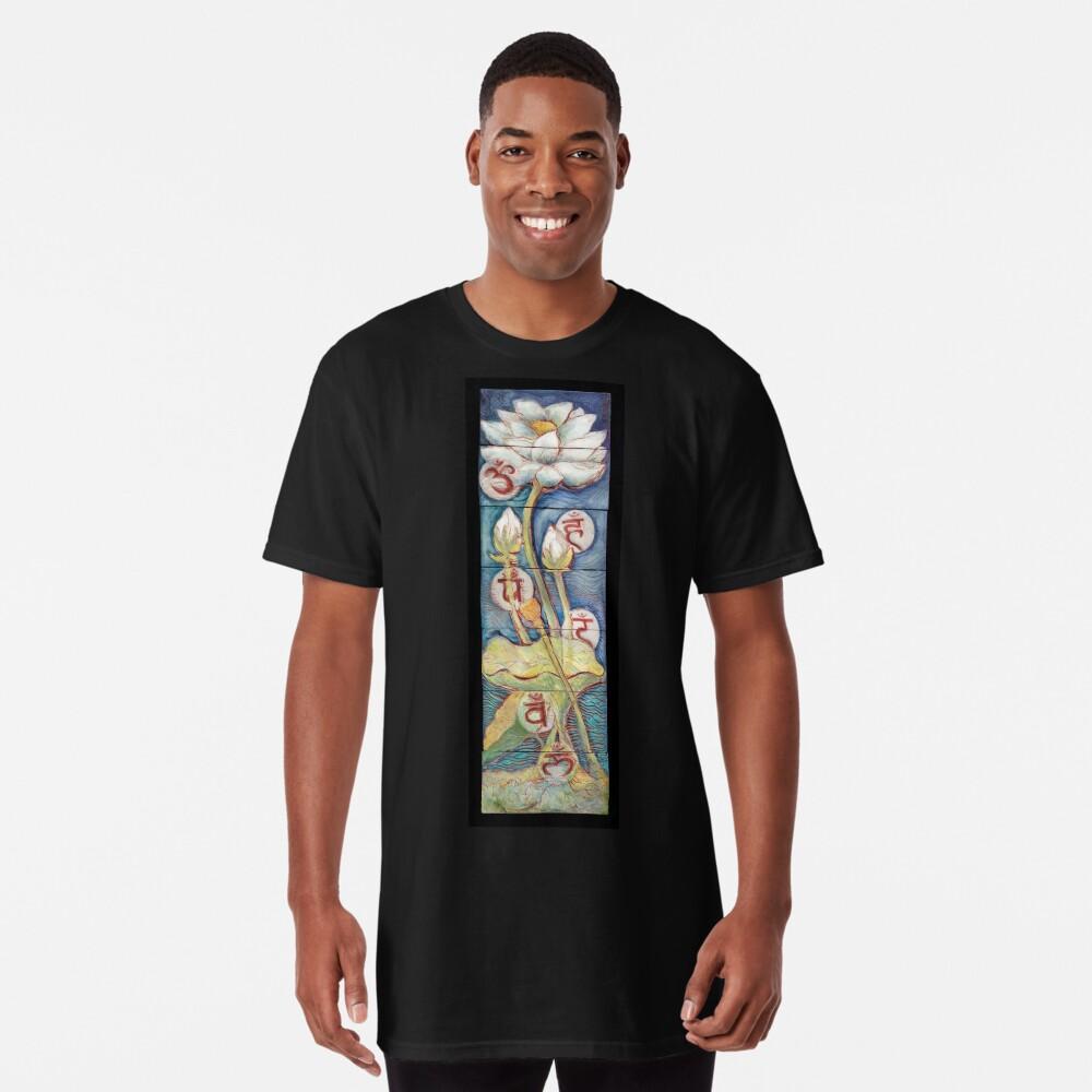 Lotusing Vibrance Long T-Shirt