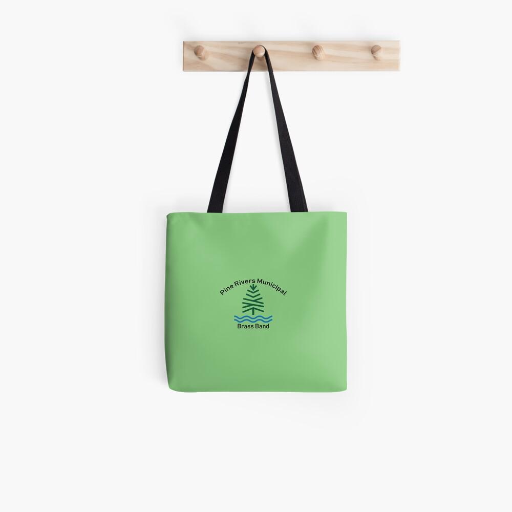 Pine Rivers Municipal Brass Band Tote Bag