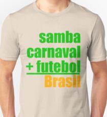 Brasil Unisex T-Shirt