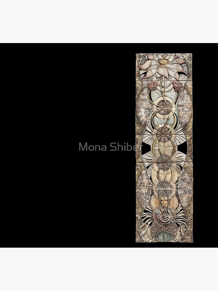 Lotus V: subtle energy  by MonaShiber