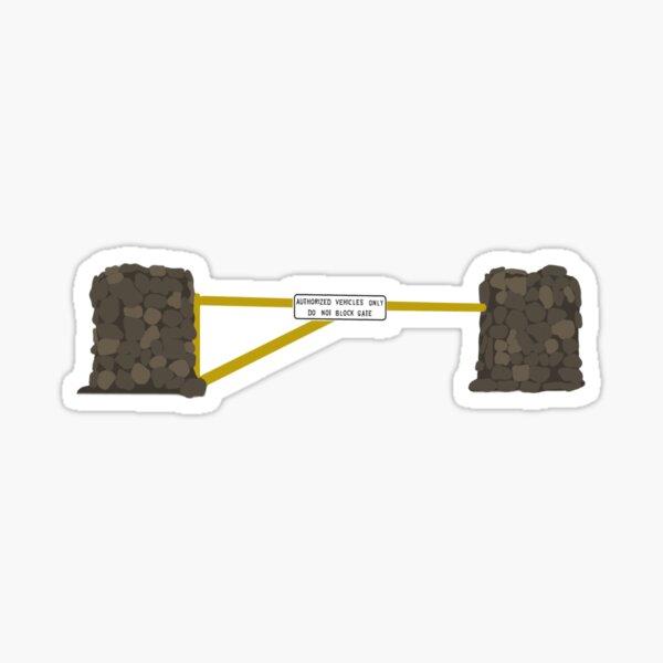 barkley Sticker