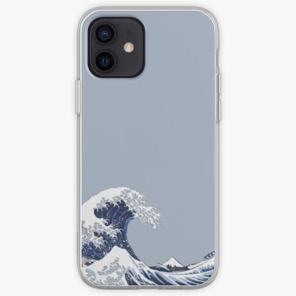 great wave iPhone Soft Case