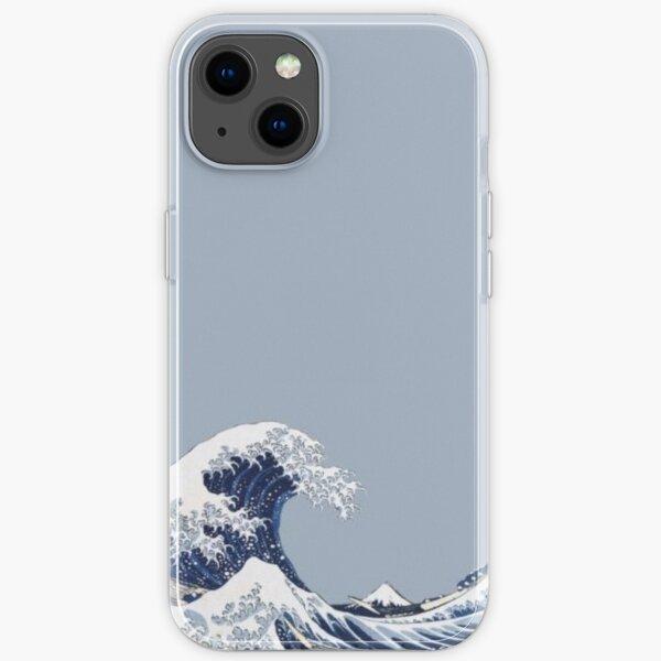 grande vague Coque souple iPhone