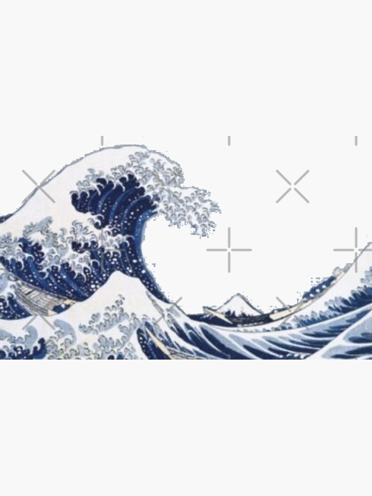 great wave by Simplykatie