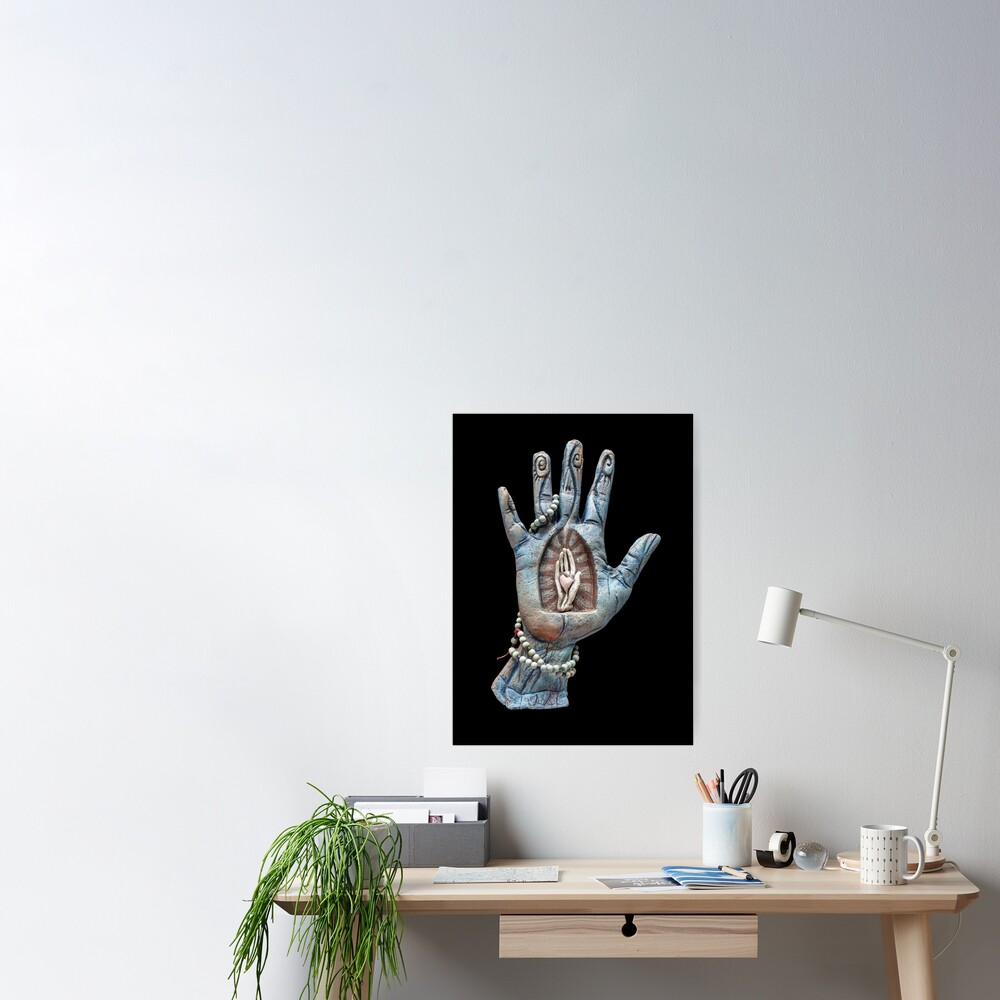 holding you in the Light Poster