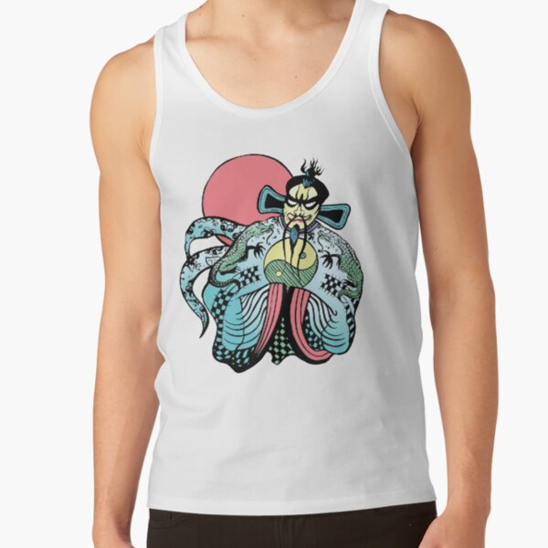 All In The Reflexes non-distressed Tank Top