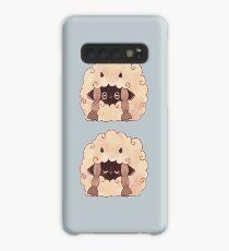 Sleepy Wooloo [B] Case/Skin for Samsung Galaxy