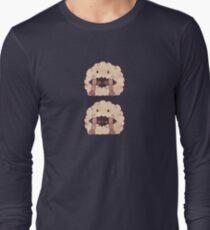 Sleepy Wooloo [B] Long Sleeve T-Shirt
