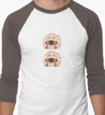 Sleepy Wooloo [B] Baseball ¾ Sleeve T-Shirt