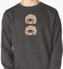 Sleepy Wooloo [B] Pullover Sweatshirt