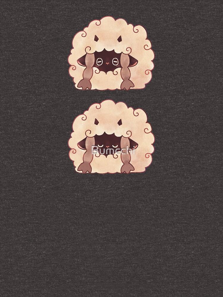 Sleepy Wooloo [B] by Bumcchi