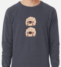 Sleepy Wooloo [B] Lightweight Sweatshirt
