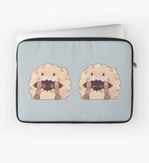 Sleepy Wooloo [B] Laptop Sleeve