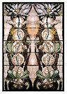 Double Helix Lotusing  by Mona Shiber
