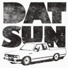 Datsun 720 Fatty by The World Of Pootermobile