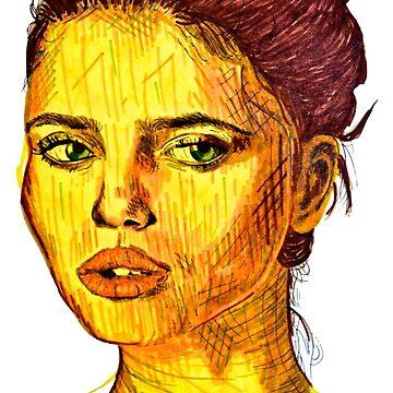 Painted Lady by mayavavra