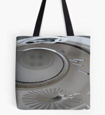 Spirally Stairwell Tote Bag