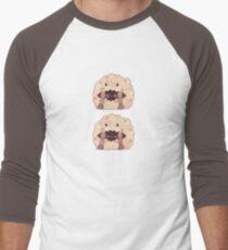 Sleepy Wooloo [C] Baseball ¾ Sleeve T-Shirt