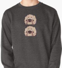 Sleepy Wooloo [C] Pullover Sweatshirt